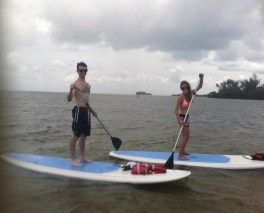 paddleboarding 2