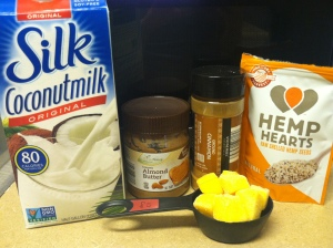 Manitoba Harvest Hemp Hearts Smoothie Ingredients
