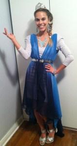 Elsa Halloween Costume