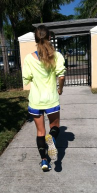 ProCompression Calf Sleeves Running