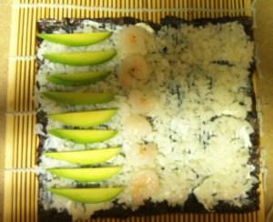 sushi before 5