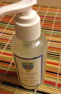 lindi skin face wash
