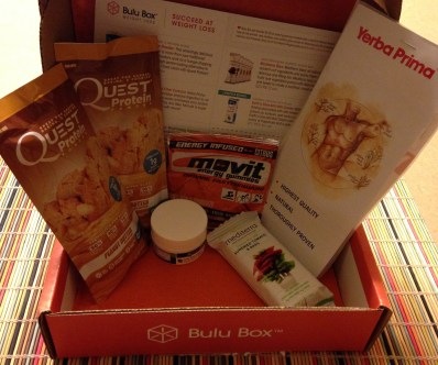 BuluBox contents 1