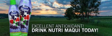 Nutri Maqui antioxidant support