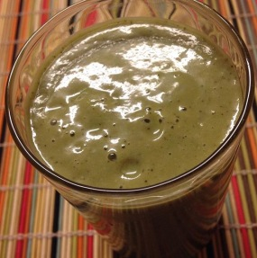 Nutri Maqui green smoothie