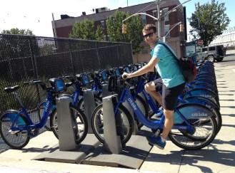 Citi Bikes 1