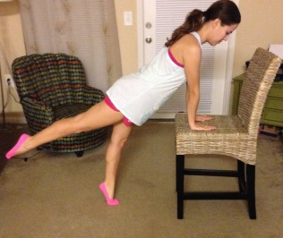 barre core exercise