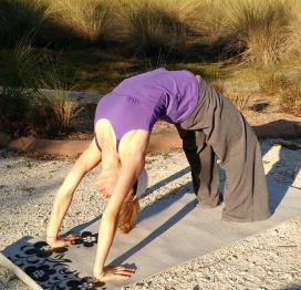 prana yoga pose 1