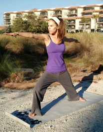 prana yoga pose 2