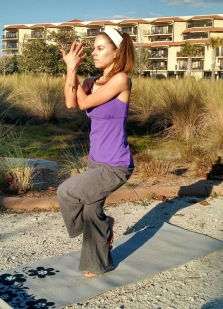 prana yoga pose 4