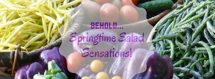 springtime salad sensations