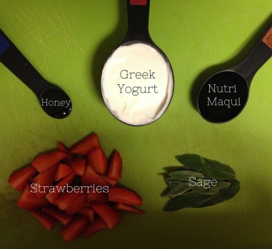 Nutri Maqui Popsicles Ingredient List
