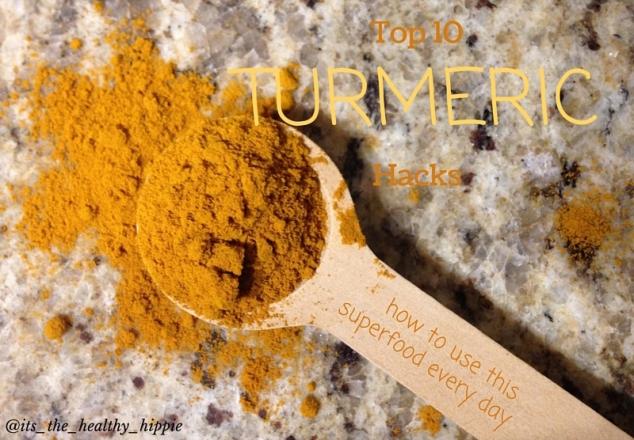 turmeric hacks